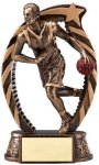 Bronze and Gold Award -Basketball Male Basketball Trophy Awards