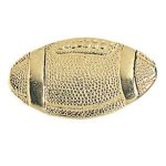 Football Chenille Pin Football Trophy Awards