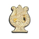 Orchestra Chenille Pin Music Trophy Awards