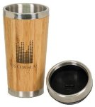 Bamboo Travel Mug Promotional Mugs