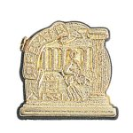 Debate Chenille Pin Scholastic Trophy Awards