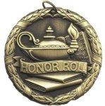Honor Roll Scholastic Trophy Awards