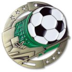 Enamel Soccer Soccer Trophy Awards