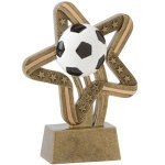 Soccer Stars & Stripes Soccer Trophy Awards